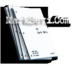 Mark Sevi Scriptwriting Logo
